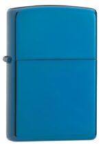 20446, Sapphire High Polish Blue, Classic Case