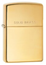 254, High Polish Solid Brass