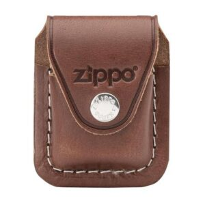 Brown Lighter Pouch